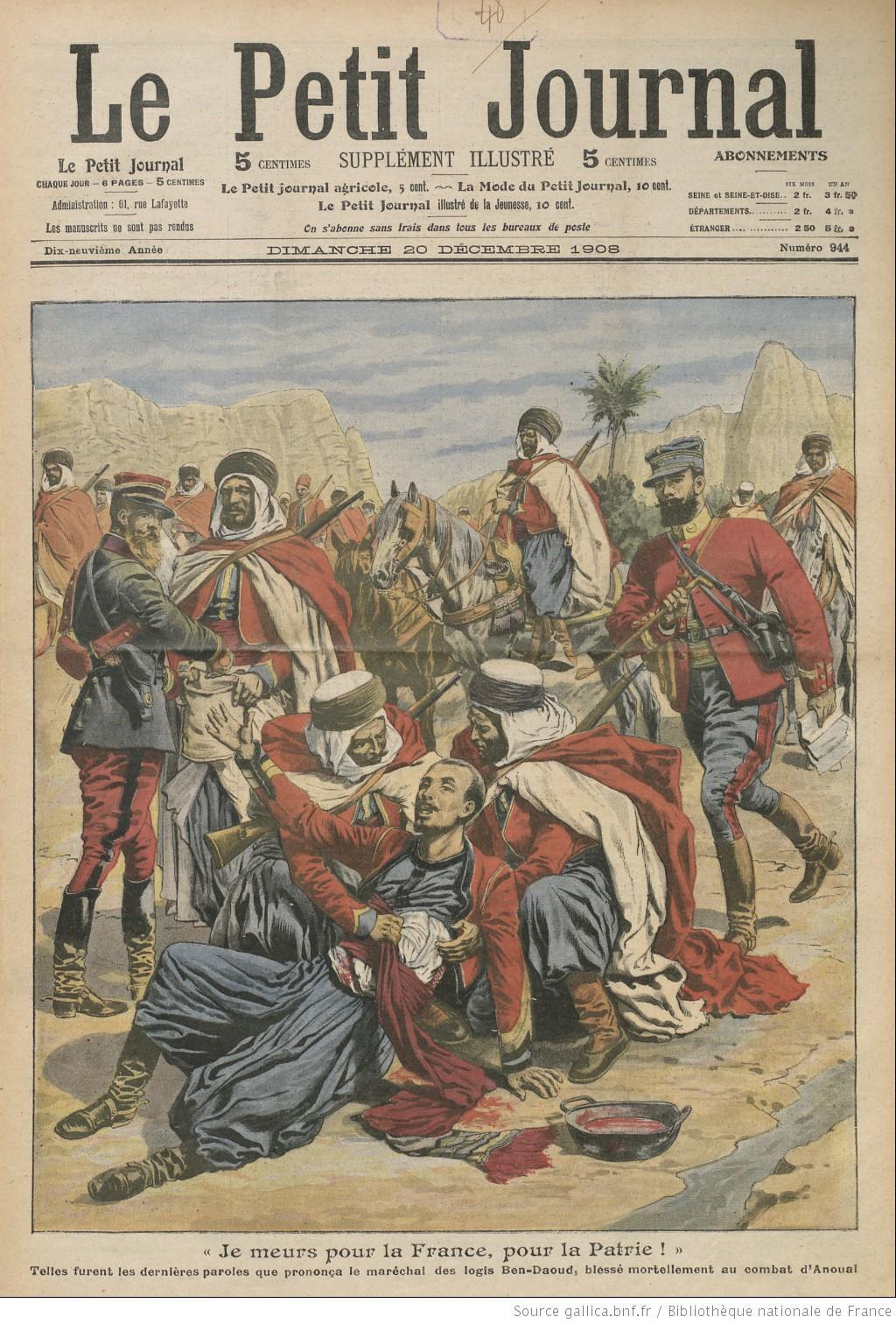 Le petite journal covers 3 mon legionnaire - Le journal d eyragues ...