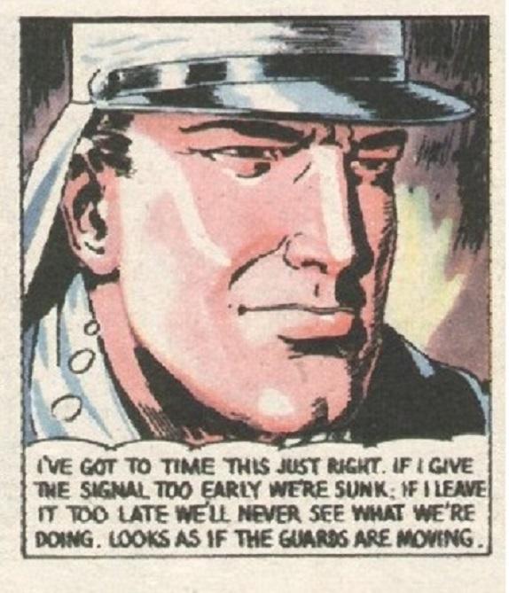 Sergeant Luck