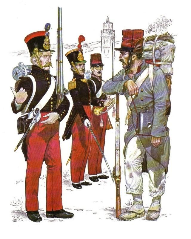 Foreign Legion 1832 Algeria