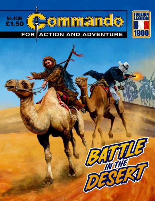 Commando 4596 Cover