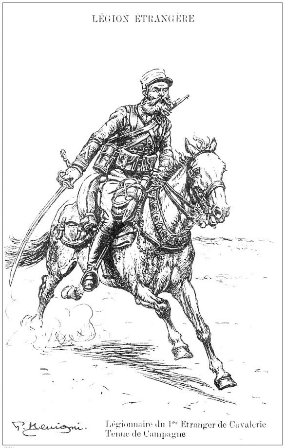 Legion Cavalryman