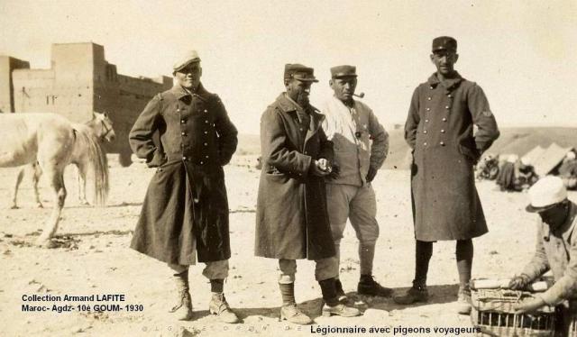 PERIODE MAROCAINE 1928 1930 LAFITE A- 293- Agdz