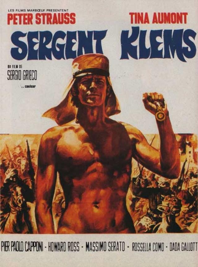 Sergeant Klems