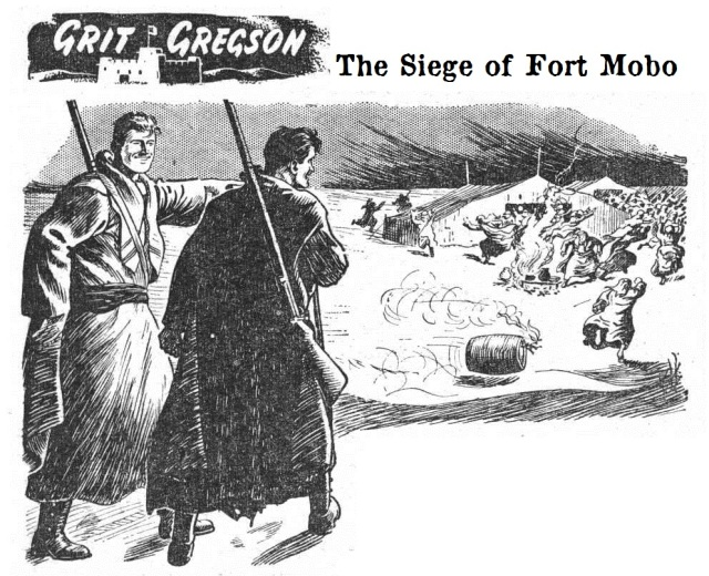 Siege of Fort Mobo