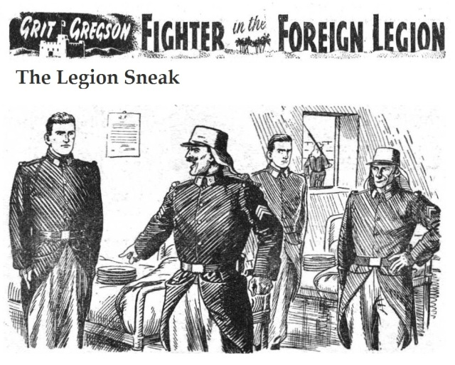 The Legion Sneak