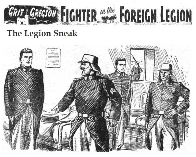 The Legion Sneak