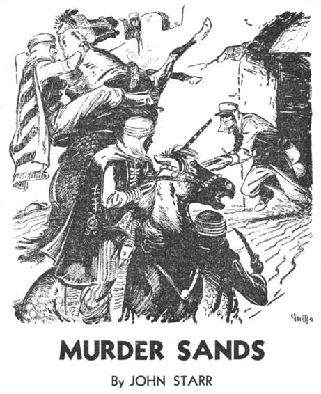 MurderSands