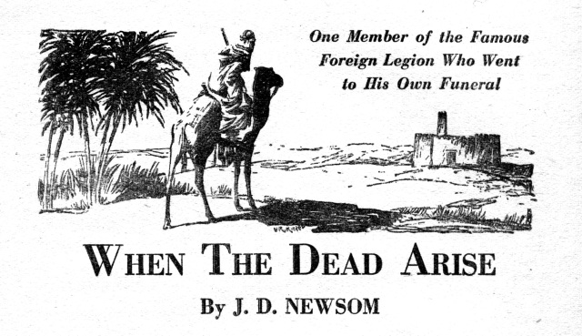 When the Dead Arise