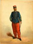 Capitaine de Tirailleur