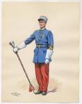 3. Tirailleurs Marocains tambour major 1939