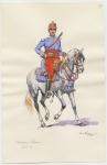 Chasseur D'Afrique Mounted 2