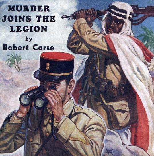 Murder Joins the Legion