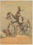 Spahi Desert Patrol
