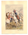 Chasseurs d'Afrique 1833