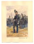 Chasseurs  d'Oleans 1838