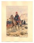 Le Colonel Lamoriciere 1843
