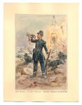 Sidi Brahim Chasseurs D'Oleans 25 Sep 1845