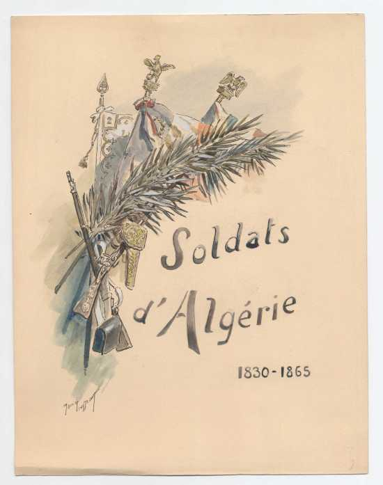 Uniforms_Soldats D'Algerie
