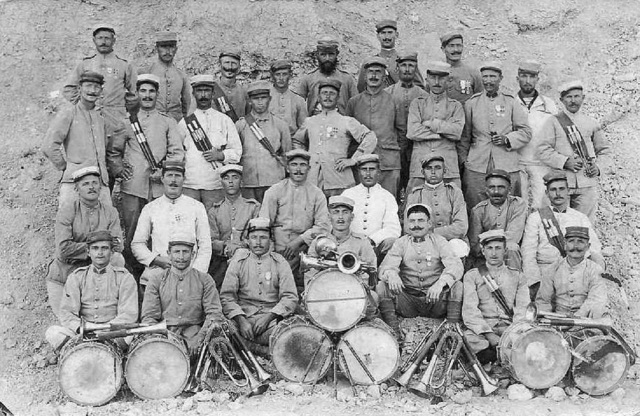 1RE Legion Band Morocco