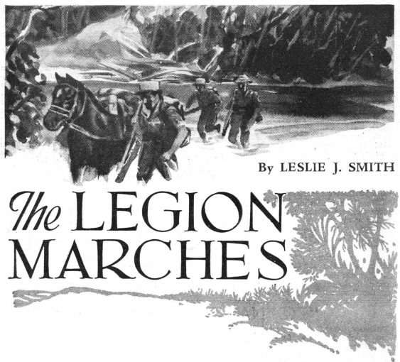 The Legion Marches